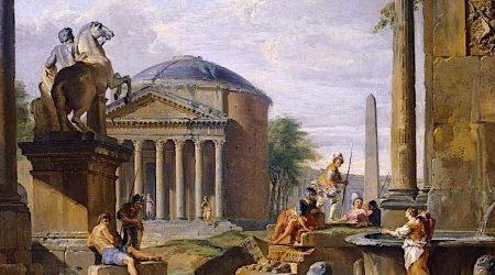 Giovanni Paolo Pannini kopie